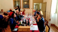 Wine tasting & lunch at Mosconi Bertani Winery