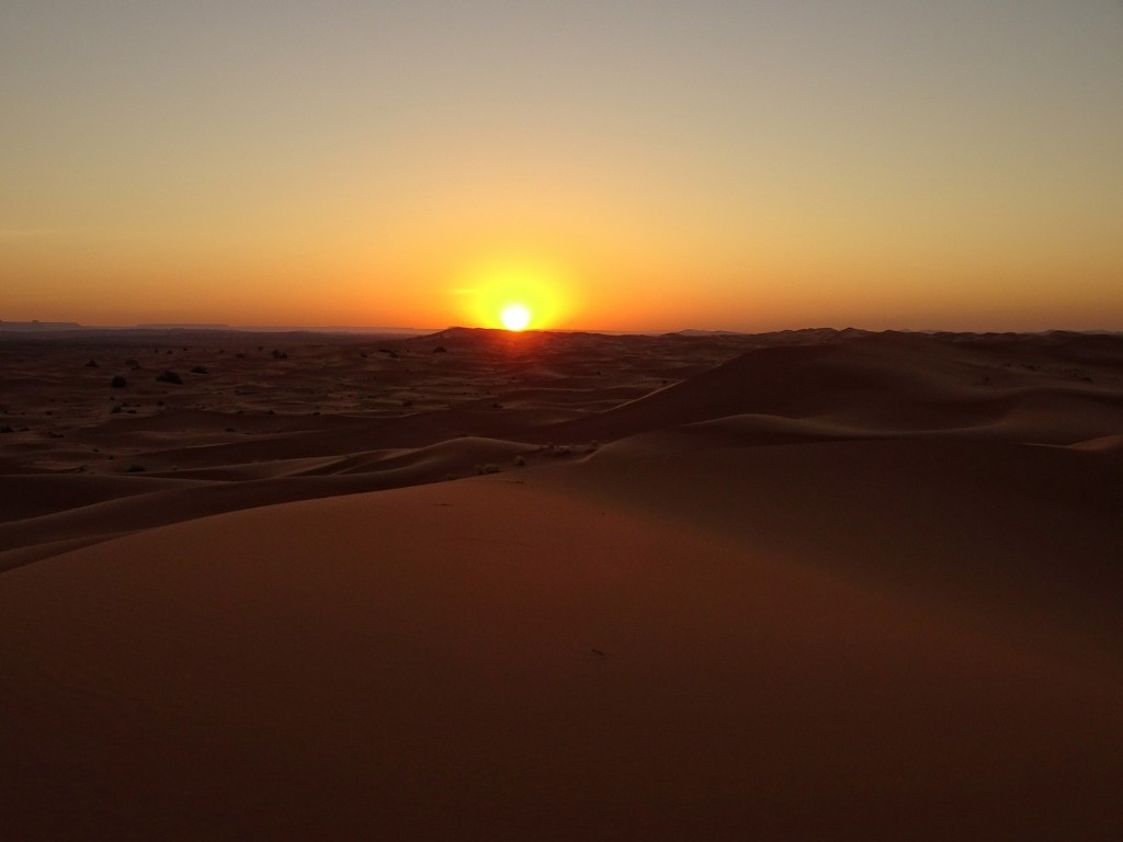 Sunrise Sahara Desert Safari