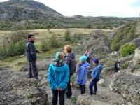 Milodon Caves, Torres del Paine area