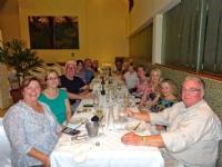 Dinner, Iguazu Falls