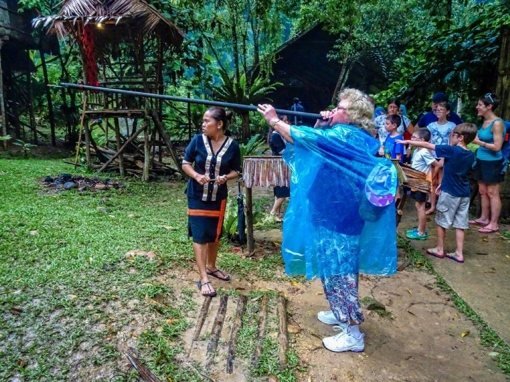 Mari Mari Tribal Village