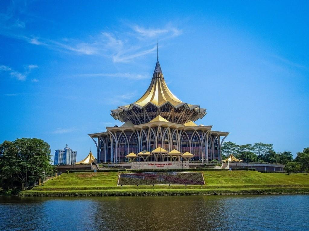 Parliament Building, Kuching