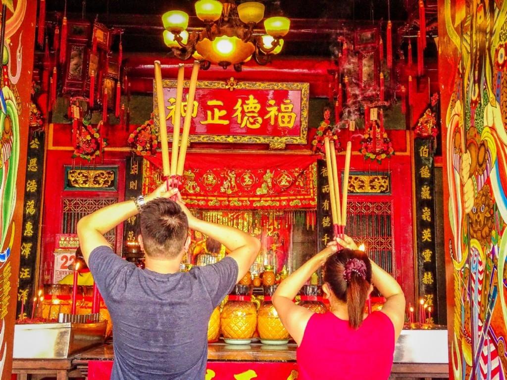 Chinese Temple, Kuching
