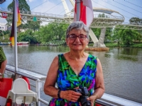 Afternoon river cruise, Kuching