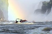 Macuco Safari, Iguazu Falls Brazil