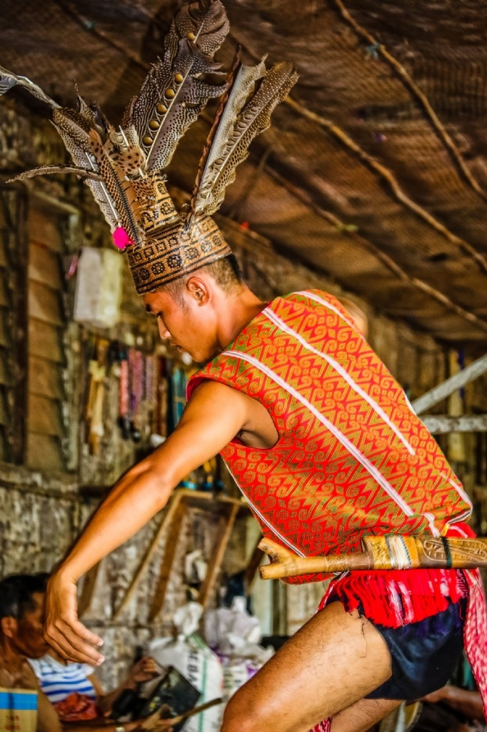 Iban tribe