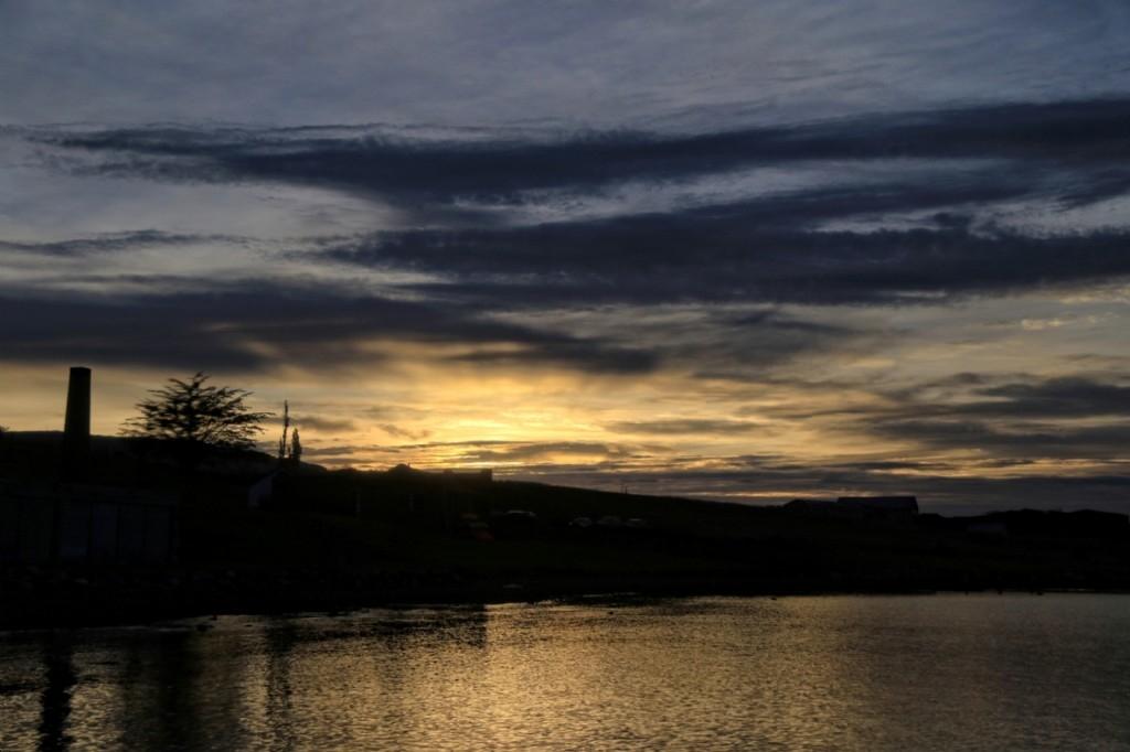 Sunrise at The Singular