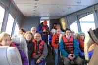 Glacier excursion, Bernardo O'Higgins National Park