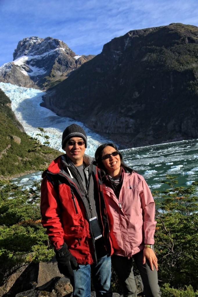 Serrano Glacier, Bernardo O'Higgins National Park