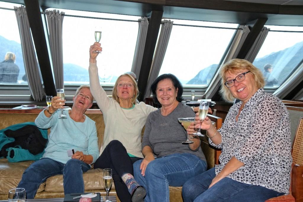 Onboard the Stella Australis