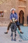 Giddy up! Mergouza, Morocco