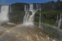 Iguazu Falls from the Brazilian side