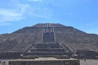Teotihuacan archaeological complex, Mexico City