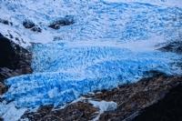 Balcameda Glacier on Last Hope Sound