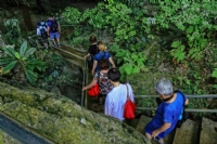 Clearwater Cave in Mulu National Park
