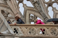 Rooftop of Milan Cathedral