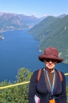Top of Monte San Salvador,Lugano Switzerland