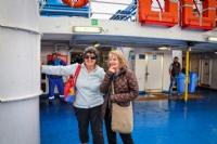 Ferry between Corsica & Sardinia