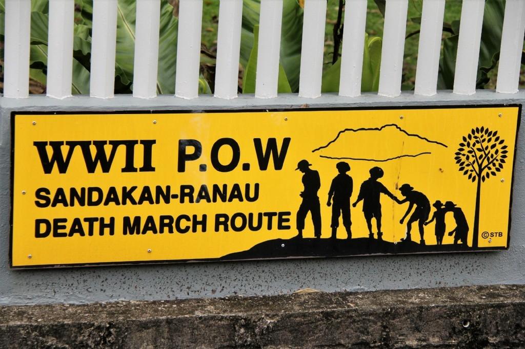 Full day tour - At Sandakan Memorial Park to visit the Australian War Memorial