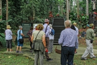 Full day tour - At Sandakan Memorial Park to visit the Australian War Memorial