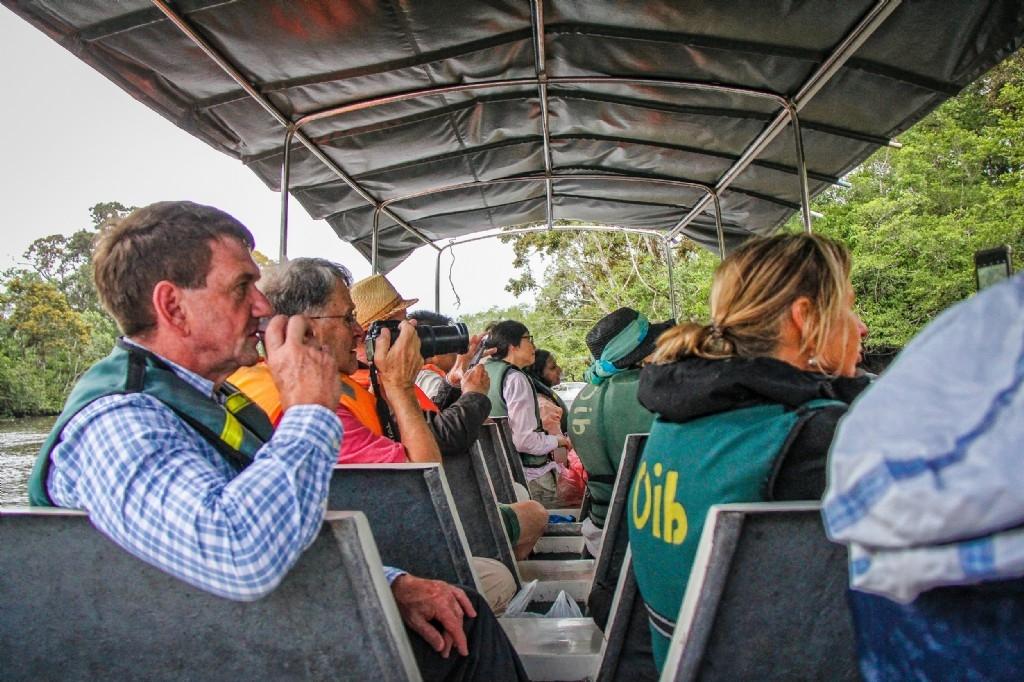 Afternoon tour to Klias Wetlands