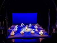 Folkloric ballet, Mexico City
