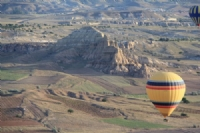 Sunrise balloon ride, Cappadocia
