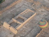 Hot Air Balloon adventure over Luxor