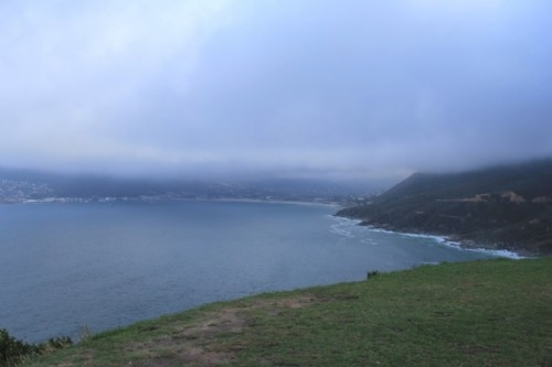 View from Chapman's Peak Drive, Cape Town