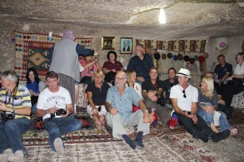 Fairy Chimney house visit, Cappadocia