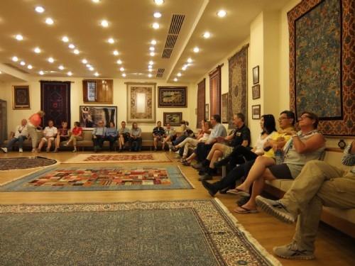 Cappadocia carpets