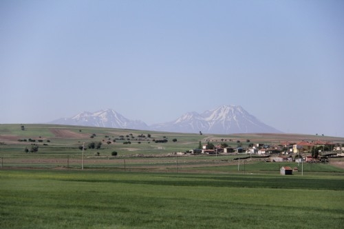 Cappadocia to Konya