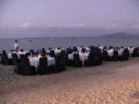 Beach BBQ Dinner
