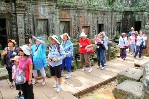 Angkor Thom Complex tour - Ta Prohm Temple