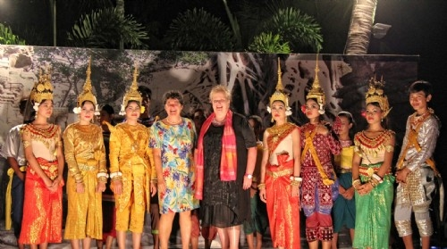 Conference gala dinner, Siem Reap