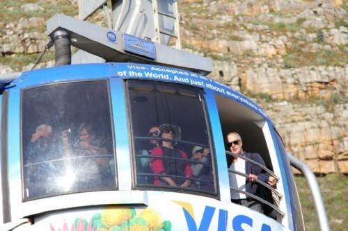 Table Mountain cablecar, Cape Town