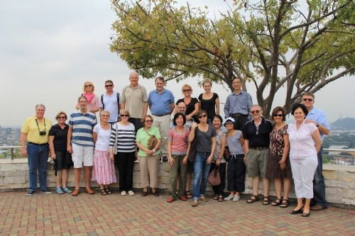 Group photo, Guayaquil