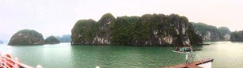 Post conference tour - Halong Bay