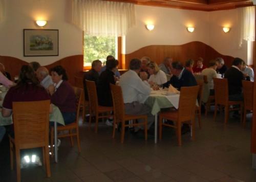 Slovenia luncheon