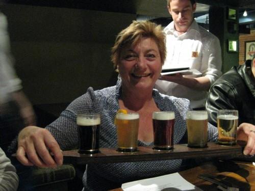 Beer sampler, Halifax