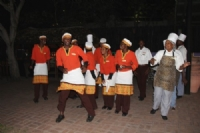 Boma dinner staff farewell