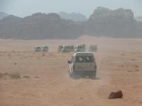 Wadi Rum 4WD adventure